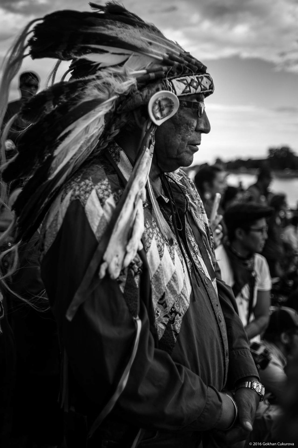 Chief Arvol Looking Horse of Oceti Sakowin