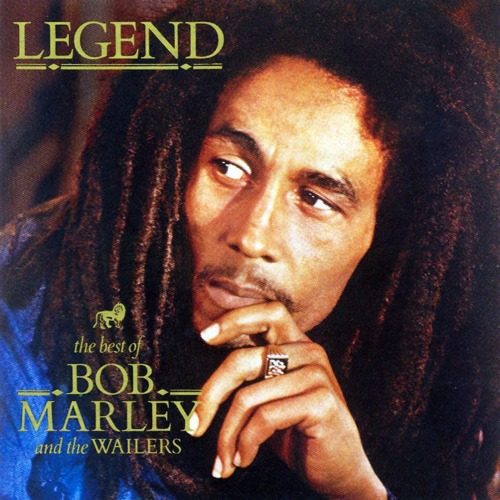 Honorable Mention:  Bob Marley & The Wailers