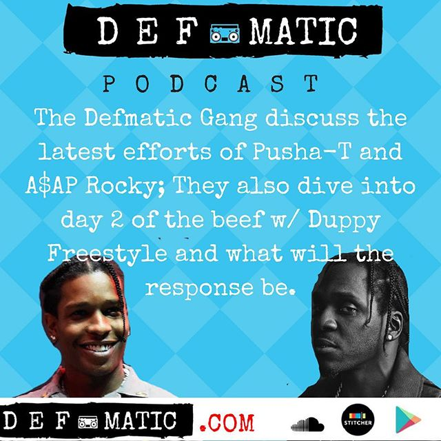 We review #pushat  and #asaprocky new albums.  #hiphop#newhiphop#hiphopmusic #newhiphopmusic #rap#rapper #rapmusic#newrapmusic#beats #music#newmusic#newbeats #oldschoolhiphop#oldschoolrap #goldenagehiphop#vibe#vibes #grimemusic#rapvideos#complex #fader#defmatic#hiphopvideos #soundcloud#hiphop#newhiphop #hiphopmusic#newhiphopmusic