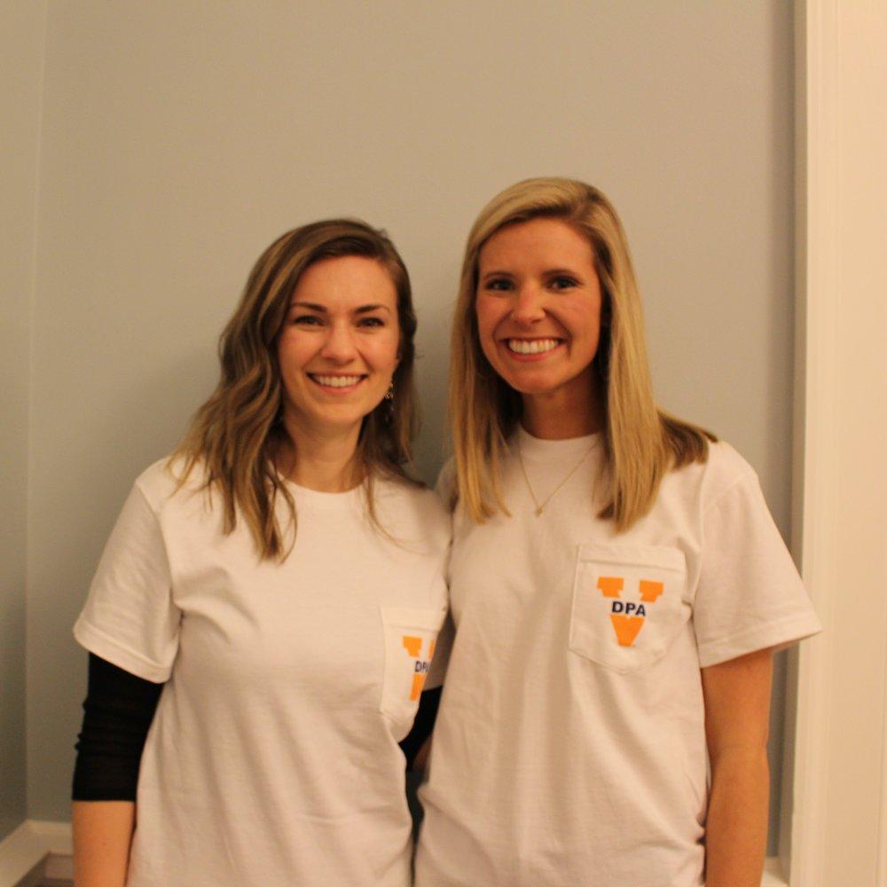 Community Service Committee | Kristen Aycock & Laura Bradway