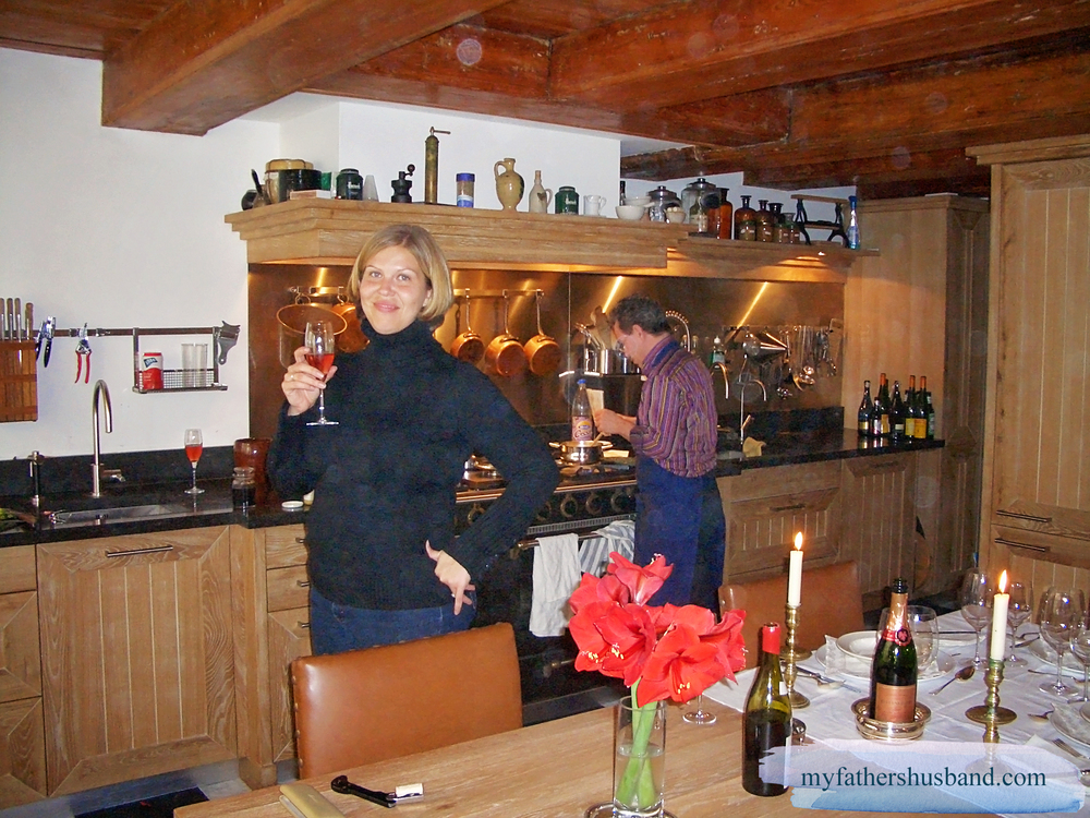 Le Dadz kitchen myfathershusband.com