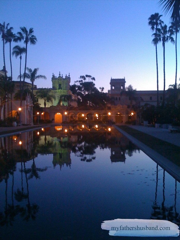 Balboa Park, San Diego - A favorite spot to go walk my dog and think
