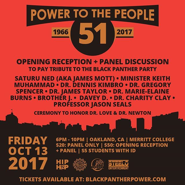 Going down tomorrow! Join in the discussion and let's make some crucial changes happen for our community. #powertothepeople #unity #equality Get your tix: link in bio