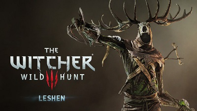 The creepy leshen