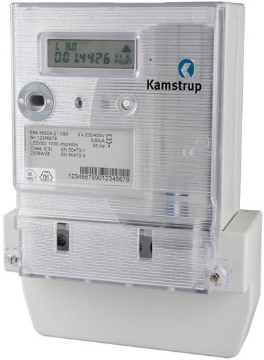 The Smart Solution - A Modern Smart Meter