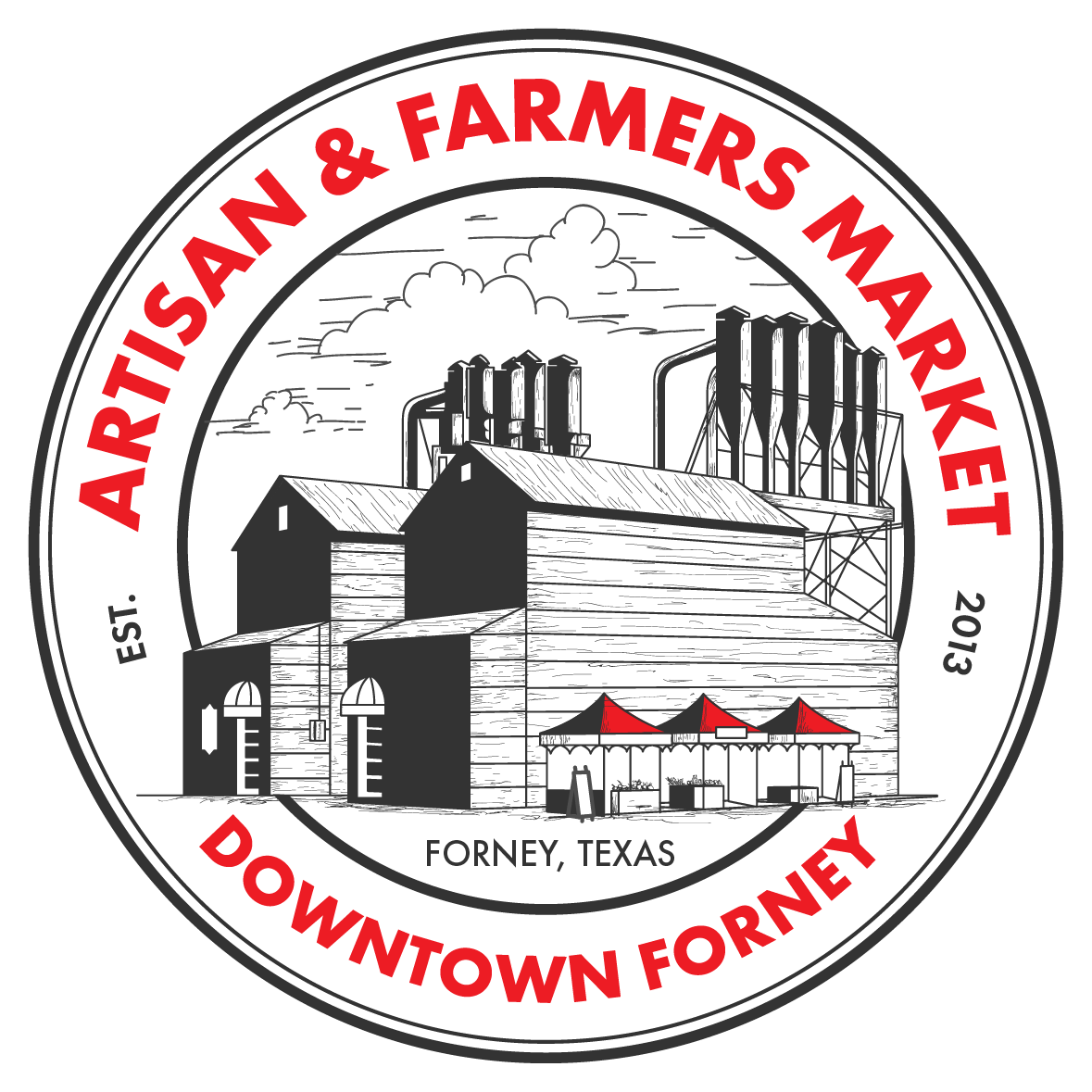Downtown Forney: Artisan & Farmers Market