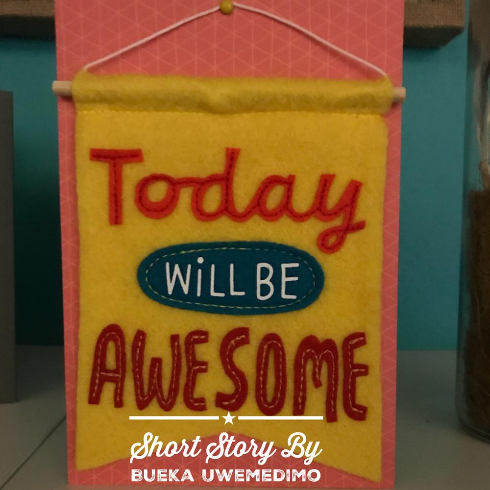 Short Stories — Blog — BUEKA UWEMEDIMO