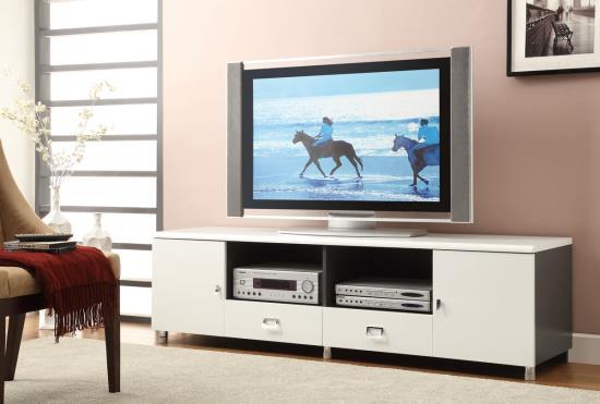 Gloria_white_lacquer_tv_stand_honolulu_hawaii_discount Furniture Warehouse  Oahu