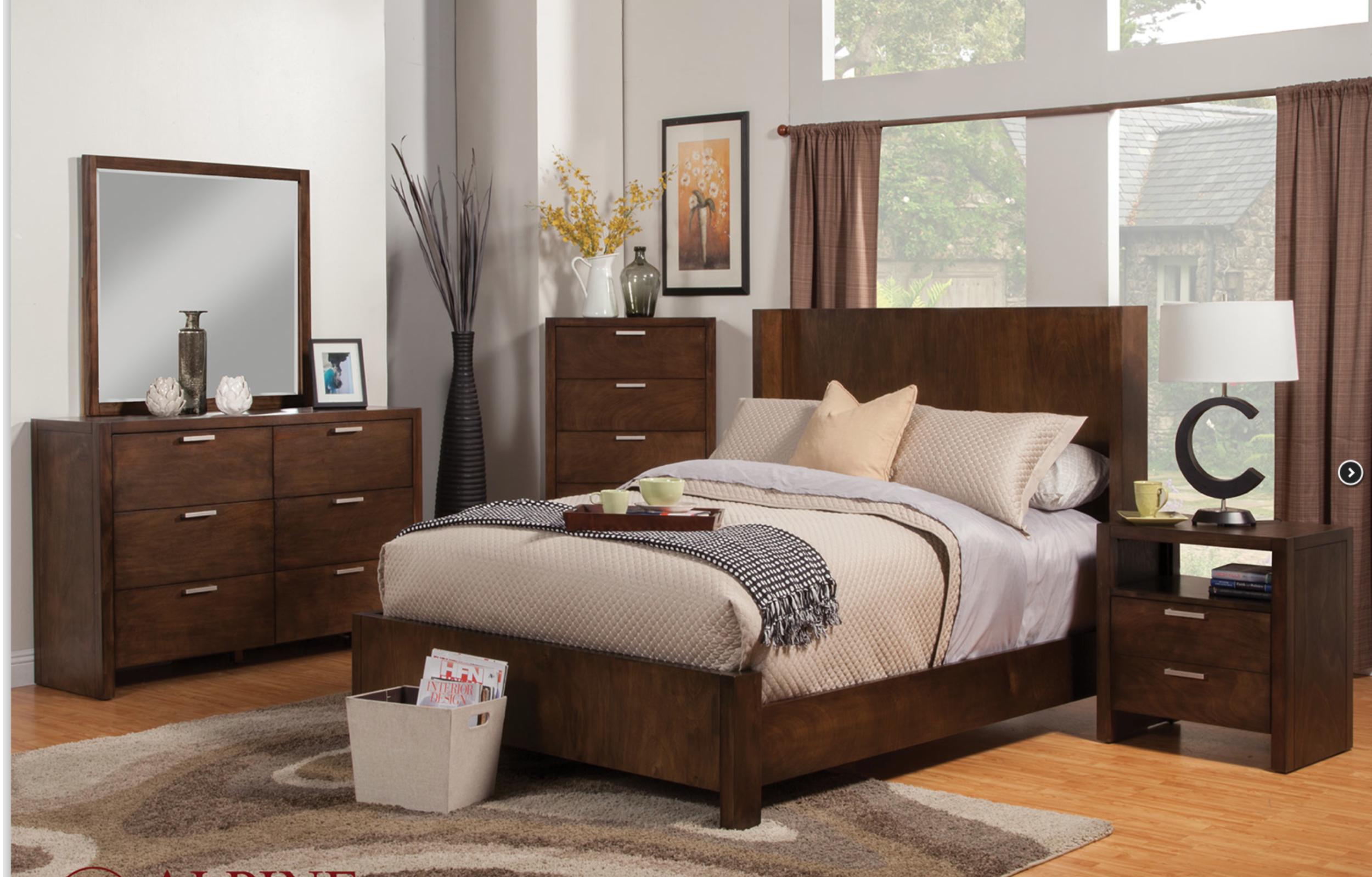 Alpine austin bedroom honolulu hawaii oahu discount furniture warehouse png