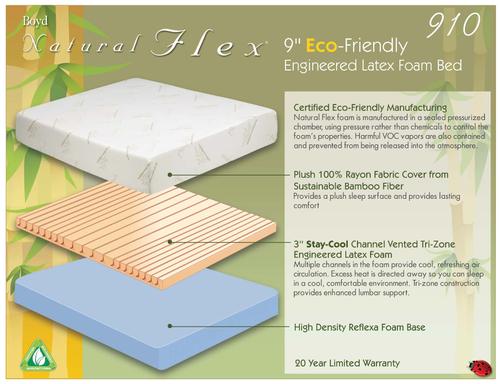 910 Natural Flex Discount Furniture Warehouse