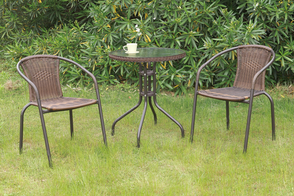 101_outdoor_metal_dining_honolulu_hawaii_oahu_discount Furniture  Warehouse
