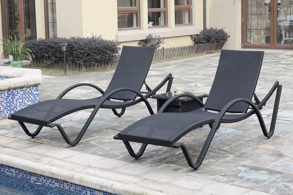 Merveilleux 432_outdoor_brown_lounge_chair_honolulu_hawaii_oahu_discount Furniture  Warehouse