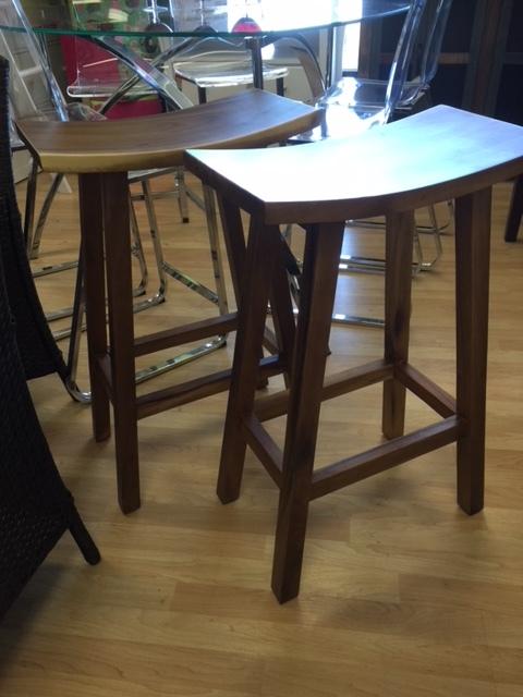 Mehwood__set_of_2_saddle_stools_discount Furniture  Warehouse Honolulu Hawaii Oahu.JPG.JPG
