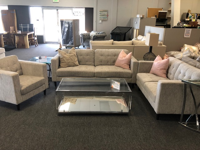Galaxy Sofa And Loveseat 2pc Only 650 Chair 150 Discount