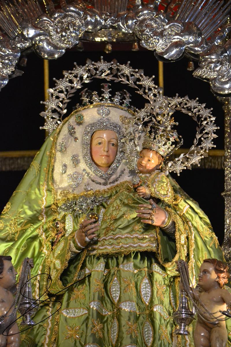 Nuestra Señora del Pino   De DVP19 - Trabajo propio, CC BY-SA 3.0, https://commons.wikimedia.org/w/index.php?curid=25980797