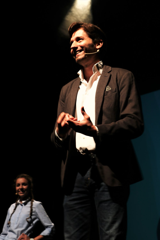 Damián Perea, director de Animayo.