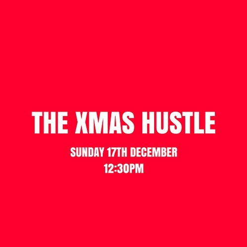 Less than two weeks until our Christmas themed, charity hustle! 100% of proceeds will be split between two charities! See the link in the bio to buy tickets or you can donate if you can't make it! We will also be collecting for a food bank.🎄 🎅 🎁