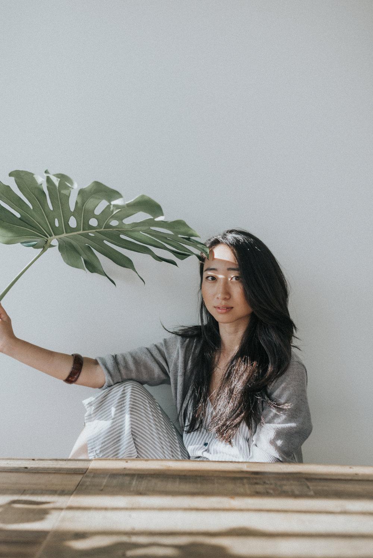 Portrait by  Phoebe Miu