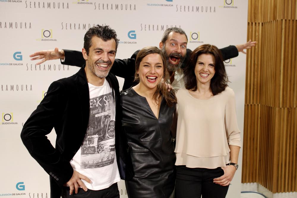 ESTRENO DE SERRAMOURA - Con Xabier Deibe, Sheyla Fariña y Monti Castiñeiras.