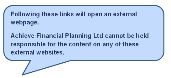 Financial Planning Links
