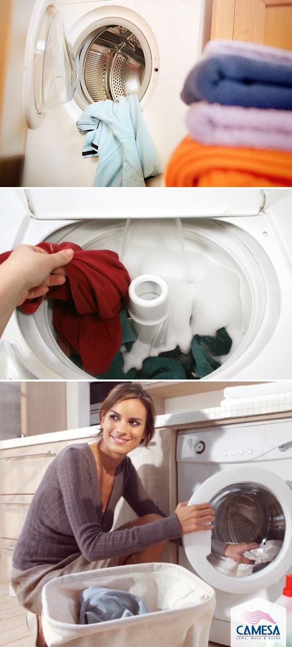 Uma mão lava outra!