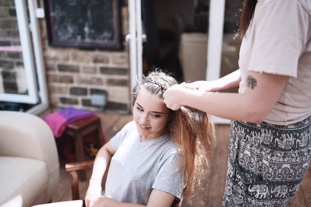 Bridal Prep, Sheffield