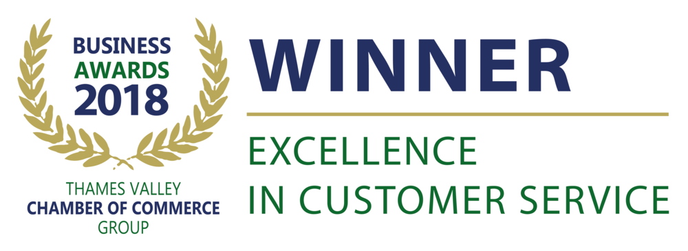 Winner Excellence in Customer Service