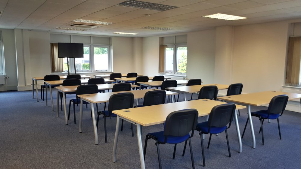 Training room hire photograph