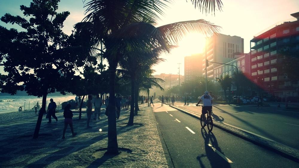 DESTINATION RIO!