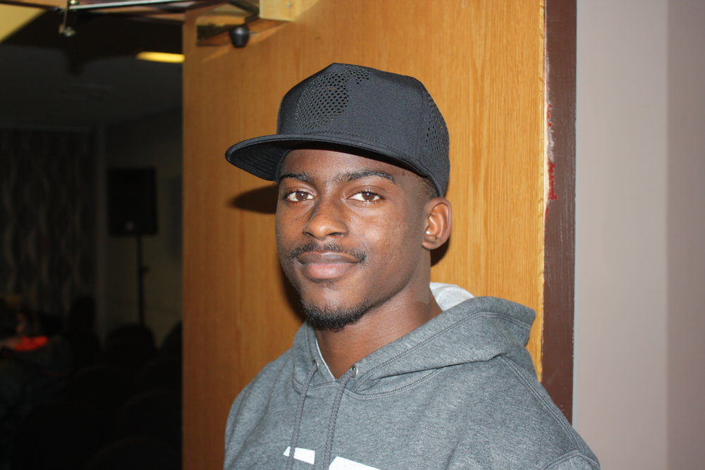 20-year old Trayvon Bromell will be competing in Birmingham at the Müller Indoor Grand Prix.