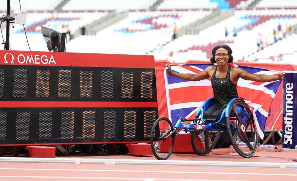 Credit- British Athletics/ Getty Images