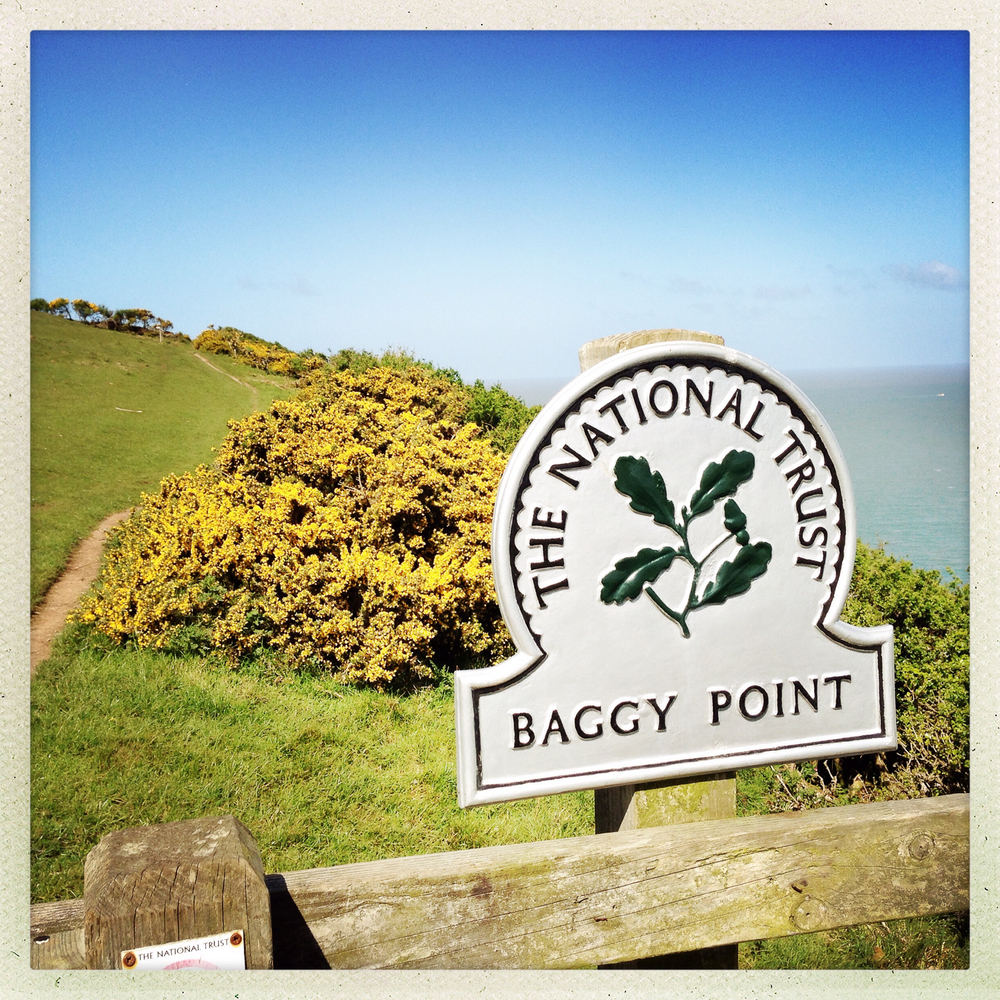 Baggy Point footpath