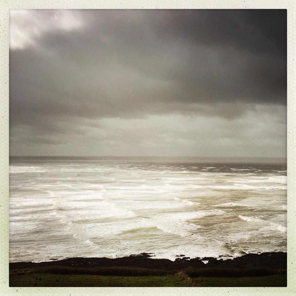 Stormy Saunton