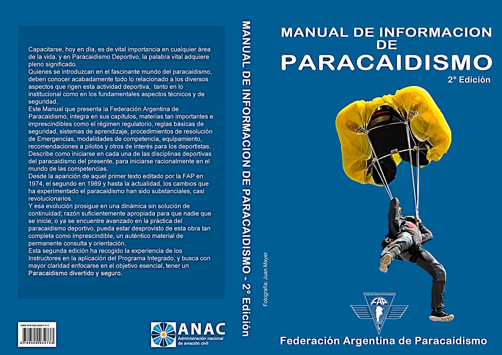 Manual De Informacion De Paracaidismo