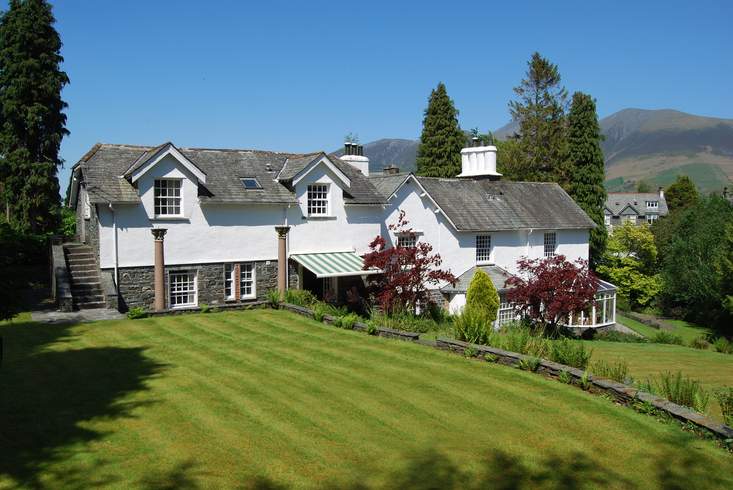 coach properties grounds cottage surrounding jedburgh crailing crabtree house holiday