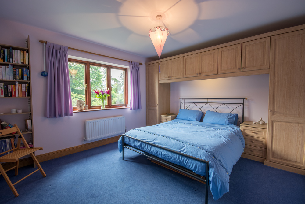 Double Bedroom 1 - Beech Nook Thornthwaite, Keswick Holidays Self Catering.jpg