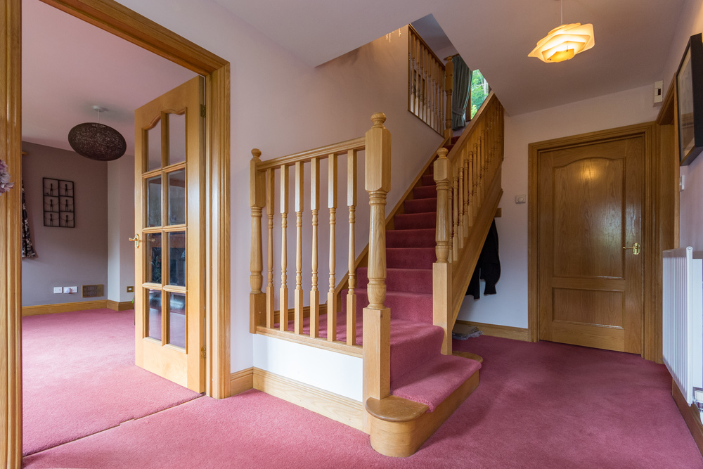 Entrance Hall - Beech Nook Thornthwaite, Keswick Holidays Self Catering.jpg