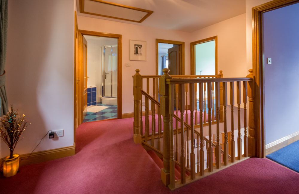 Upstairs Landing Area - Beech Nook Thornthwaite, Keswick Holidays Self Catering.jpg