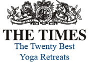 Sunday Times Yoga Holidays