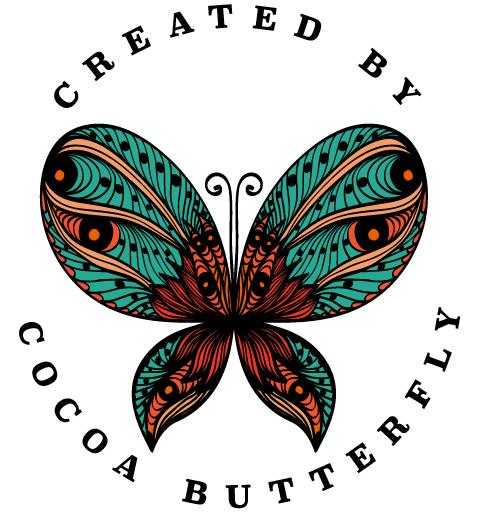 Created By Cocoa Butterfly