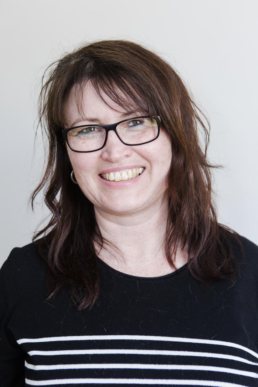 Marion Beyer, Angestellte bei der Stadt Hanau