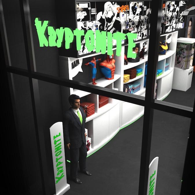 Kryptonite - Cairo Festival City