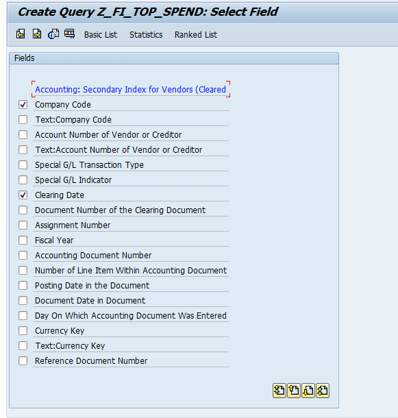 SAP Expert Tip: Create a Vendors Top Spend Report