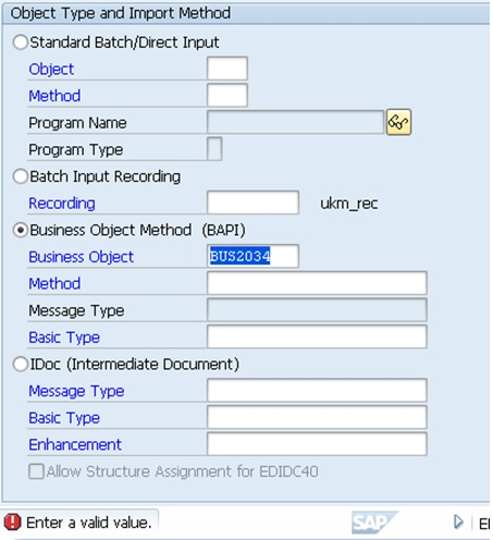 Create a Custom Business Object in SAP