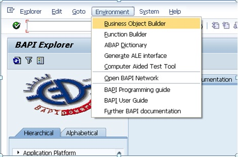 SAP Tips: Create a Custom Business Object