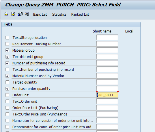how to create a new field in access query
