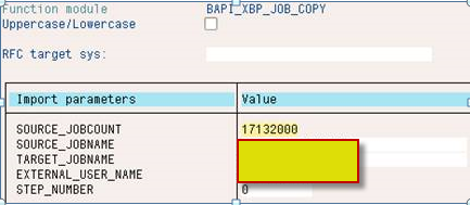 SAP Background Processes