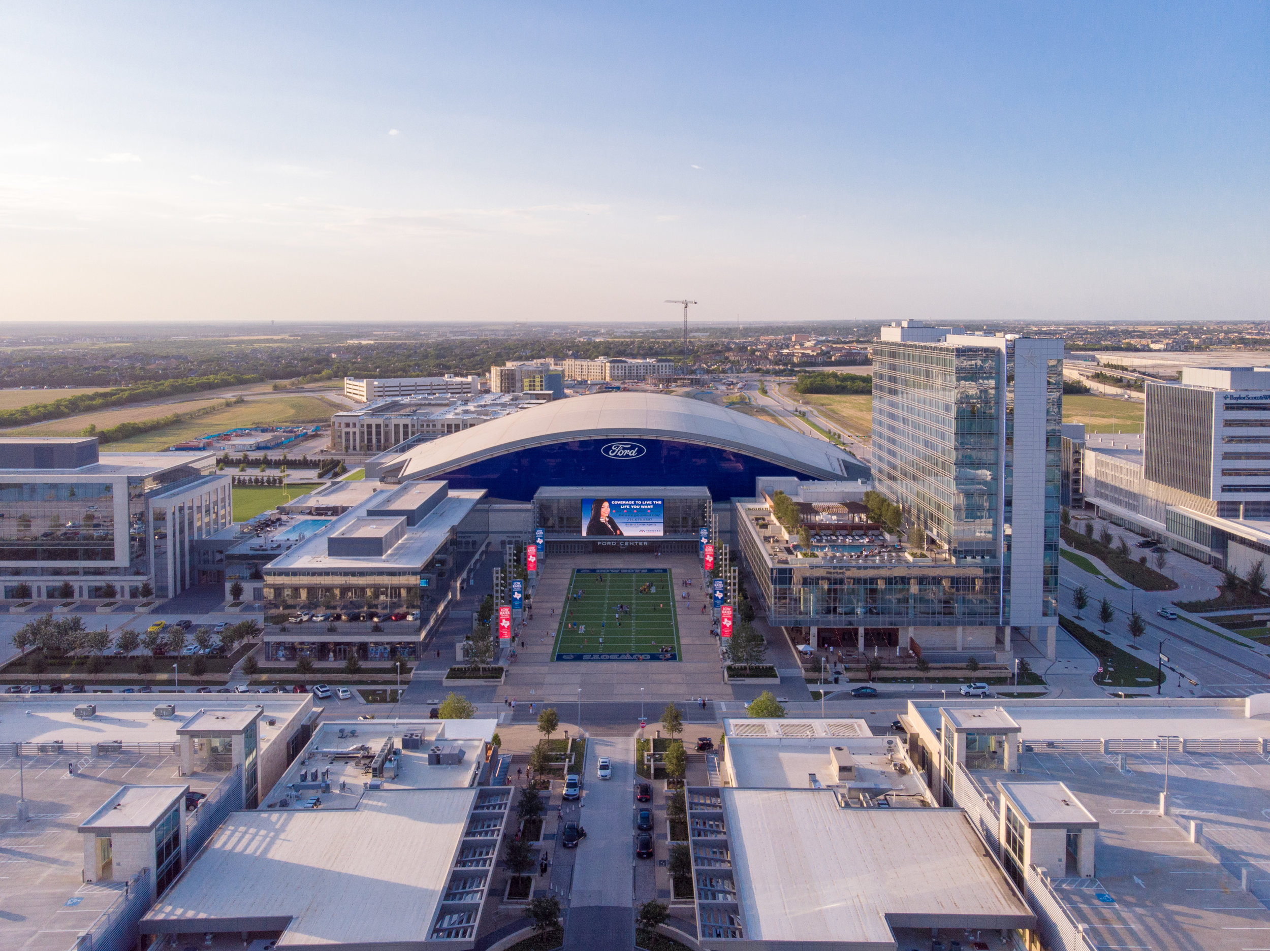 The ford center the star frisco texas