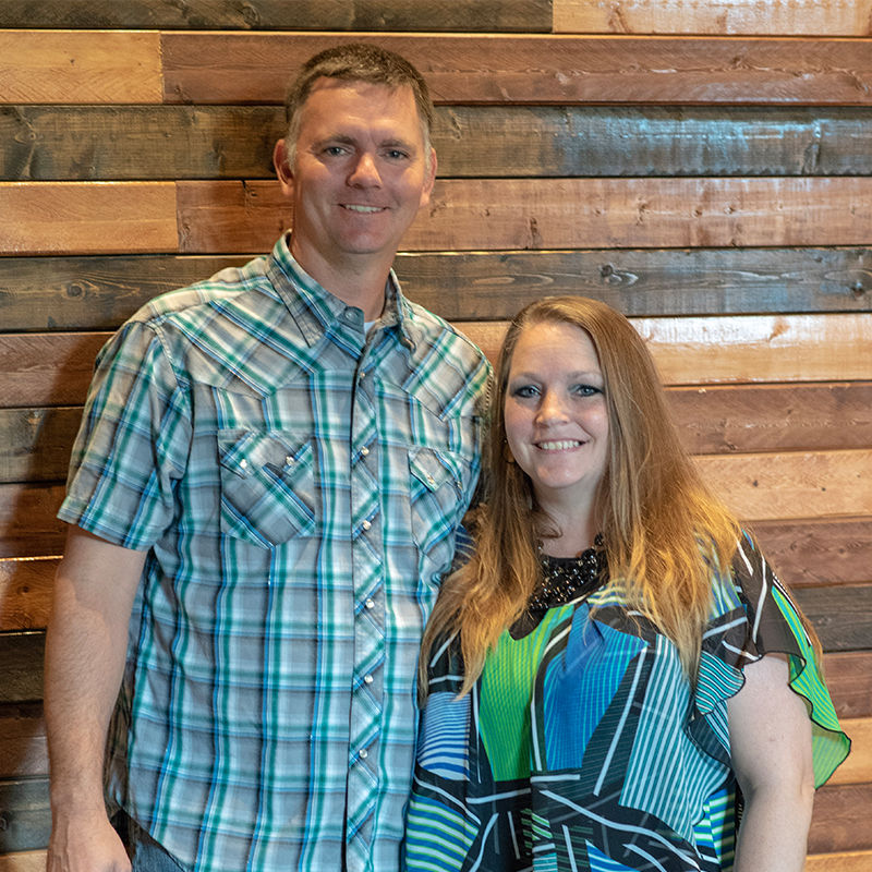 David + Heather Tanner, Associate Pastors, Grace Point Church, Pulaski