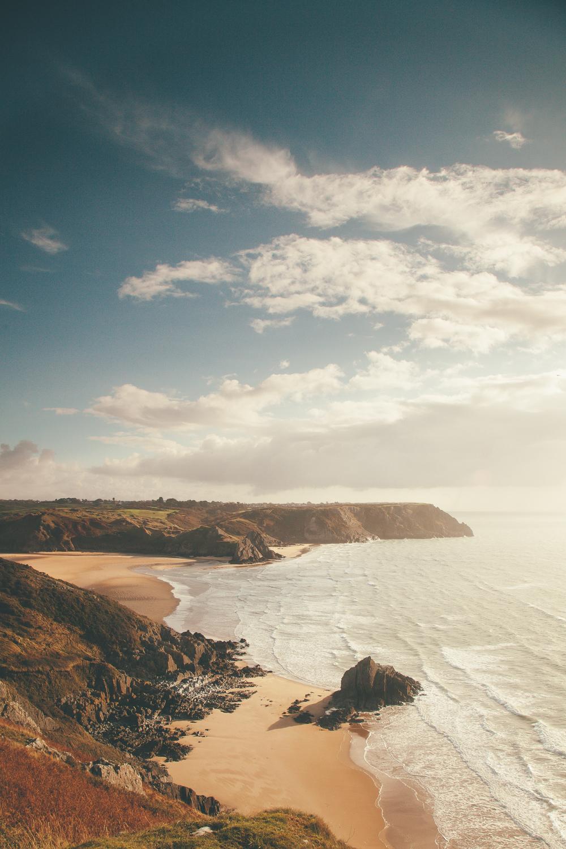 Gower Peninsula, Wales